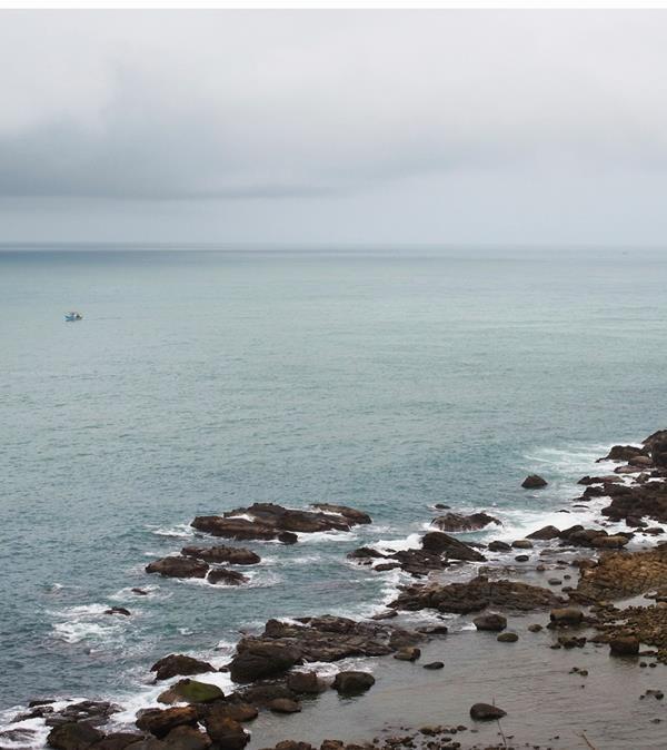台灣秘境海景
