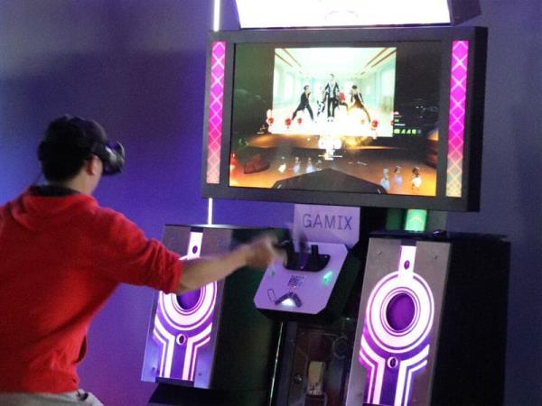 全台最大VR體驗館【VR Formula】