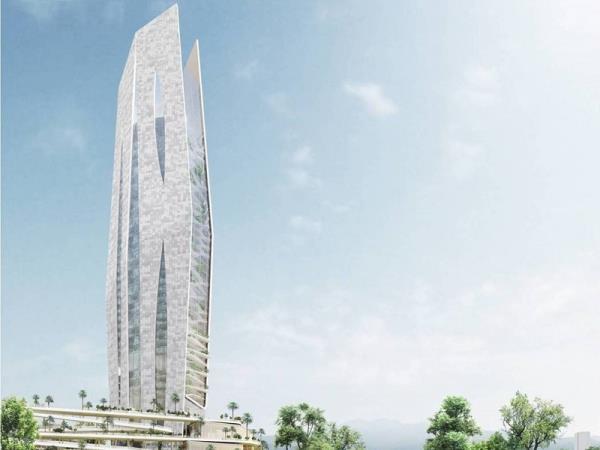 台灣第三高樓在台中!台中智慧營運中心設計競圖出爐