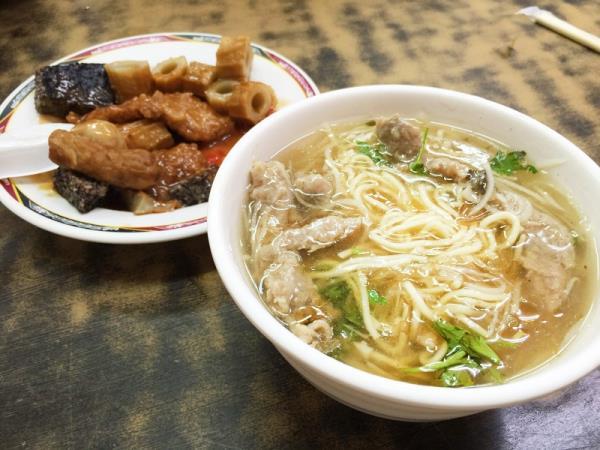 台北「東門市場」精選美食全攻略